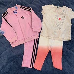 9-12 month outfit bundle